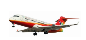 COMAC ARJ21 - Foto: © Commercial Aircraft Corporation of China