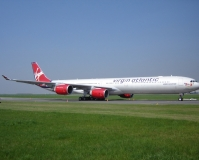 A340, Virgin Atlantic, PRG, 4.5.2006 (11:10), Lukáš Musil