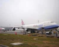 B747, China Airlines Cargo, PRG, 14.11.2005, Lukáš Musil