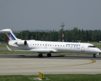 CRJ700, Air France, PRG, 1.8.2008 (12:55), Lukáš Musil