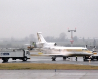 Falcon 7X, Global Jet, PRG, 21.1.2014 (10:18), Lukáš Musil