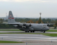 C-130 Hercules, U.S. Air Force, PRG, 14.10.2014 (9:30), Lukáš Musil
