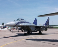 MiG-29, Hungarian Air Force, PED, 5.6.2010 (10:18), Lukáš Musil